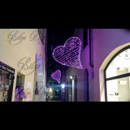 Led Işıklı Kalp