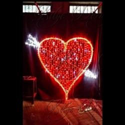 Kırmızı Işıklı Kalp