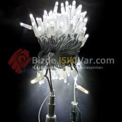 Eklemeli Led Işık Beyaz Flaşlı IP65