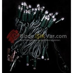 Eklemeli Led Işık Gün Işığı IP44 Yeşil Kablolu