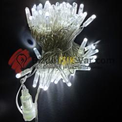 Eklemeli Led Işık Beyaz IP65 Şeffaf Kablolu