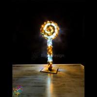 Led Işıklı Şeker 155cm