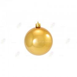 10cm Yılbaşı Topu Gold
