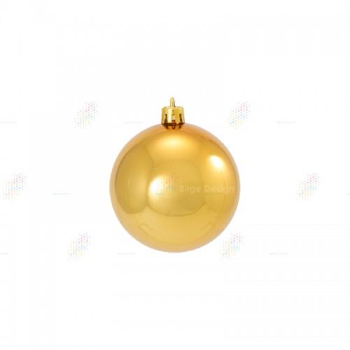 15cm Yılbaşı Topu Gold