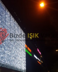 Dış Mekan Led Perde (IP 65) / (IP 67)